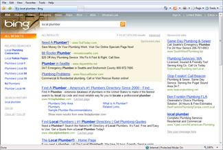 Search Advertising on Bing